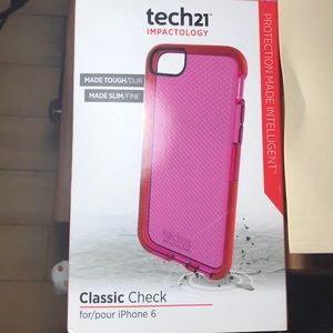 Other - Classic Check IPhone 6 case